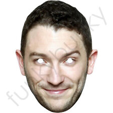 Jon Richardson Comedian Celebrity Card Mask - All Our Masks Are Pre-Cut!