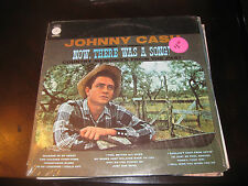 Johnny Cash; Now, There Was a Song on LP