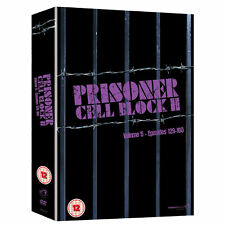 Prisoner Cell Block H: Vol 5 Complete Series Box Set Collection | New | DVD