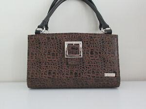 Miche Bag Classic Shell - Ellie Brown - Crocodile Pattern