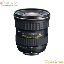 Tokina 11-16MM f/2.8 AT-X Pro DX II for Nikon.  U.S Authorized Dealer
