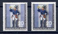Berlin MiNr. 120 a+b postfrisch MNH (I216