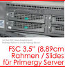 Hdd-Serverrahmen Hotswap Caddy for Siemens FSC Tx150 Tx200 Tx300 Tx600 P200 S30