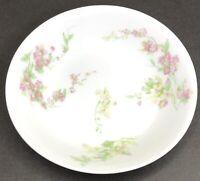 "Antique Theodore Haviland Limoges France Floral 5"" Fruit|Dessert Bowl ~ EUC"