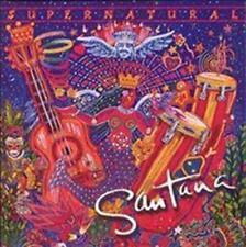 Santana - Supernatural NEW CD