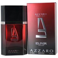 Azzaro Elixir Eau de Toilette Spray for Men 100 ml 3.4 fl.oz