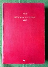 Vintage Meccano Magazine Anthology XXll 1947 Complete Year In Book Form