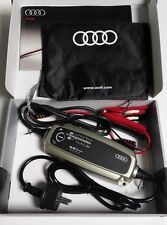 Audi Batterieladegerät - Batterieerhaltungsgerät für Auto und Motorrad