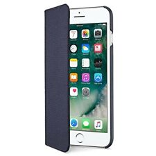 Logitech iPhone 7 plus Hinge Flexible Stand Wallet Folio Case - Blue