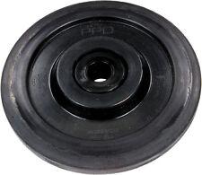 """PPD IDLER WHEEL BLACK 6.38""""X.750"""""""