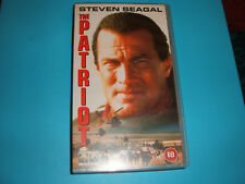 V.H.S. VIDEO TAPE COLLECTABLE............THE PATRIOT...........