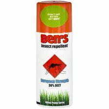 Ben's 30 Insect Repellent 100ml Pump Spray