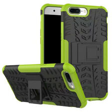 NEW Hybrid Case 2 Pieces Outdoor Green For One Plus 5 Case Cover Protective NEW