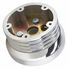 Billet Steering Wheel Adapter 5 Hole for 1969 to 1994 Chevy, Pontiac, Olds, GM