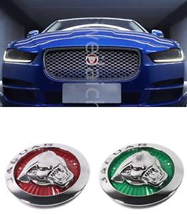 For Jaguar F-PACE 2016-19 Illuminated LED Light Front Grille Star Emblem Badge