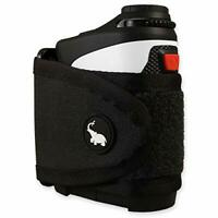STICKIT Magnetic Rangefinder Strap | Classic Series, Black | Nylon Strap with