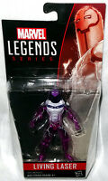 Marvel Legends Series Living Laser 3.75 Inch Action Figure MOC RARE Toy Hasbro