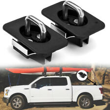 Truck Bed Tie Down Anchors Ring Compatible Retractable for 2015-2020 F150 F250