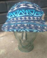 HOLLISTER ABSTRACT NAVAJO AZTEC TRIBAL NATIVE AMERICAN DAD Snapback HAT CAP