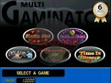 Scheda slot machine multigioco