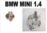 NEW ALTERNATOR REG AND RECTFIER PACK FOR BMW MINI 1.4 DIESEL DENSO 104210-3730