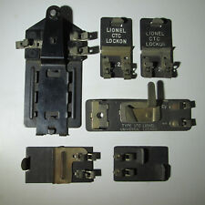 Lionel CTC and UTC Universal Lockons plus 153C Automatic Accessories Contactor