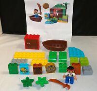 LEGO DUPLO Jakes Treasure Hunt 10512 Brand New with Damaged Box