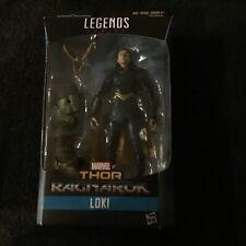 "NEW Marvel Legends 6"" Loki Action Figure (Hulk BAF) Thor Ragnarok Series"