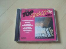 CD   LES TOP DU TANGO (accordéon) - HARRY WILLIAMS
