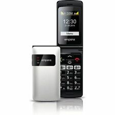 Emporia FLIP BASIC F220 BIG BUTTON SENIOR MOBILE PHONE WHITE