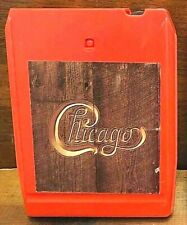 CHICAGO V 1972 Columbia 8 Track Tape Stereo Cartridge w/Orig Box Rock / Pop VGC