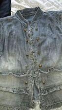 Unbranded Hook and Eye Waist Length Waistcoats for Women