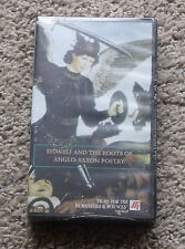 Beowulf and the Roots of Anglo-Saxon Poetry VHS Films Humanities & Sciences