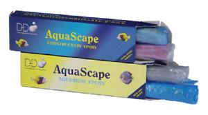 D-D Aquascape Epoxy Grey Or Purple Reef Aquarium Coral Fish Marine Glue Putty