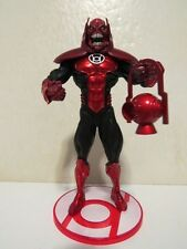 DC Direct Series 1 Blackest Night Red Lantern Atrocitus Action Figure with Stand