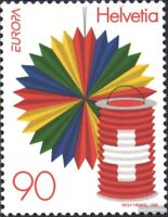 Schweiz 1654 (kompl.Ausg.) gestempelt 1998 Feste und Feiertage