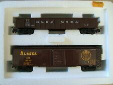 Märklin US Güterwagen-Set Alaska USA Nr. 4860 von 1993