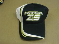 New Nitro Z-9 tracker bass pro boat hat black cloth NOS original SAMPLE rare cap