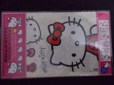Hello Kitty quicksticks Wall Art Quick Sticks Autocollants Stickarounds Childrens