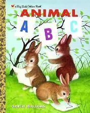 Animal ABC Hardcover Golden Books