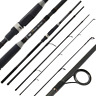 NGT Dynamic Travel Spin 8ft 4pc Carbon Rod - Spinning Rod