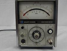 HP AGILENT 435B POWER METER W/ OPTION 002