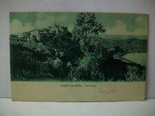 CASTEL GANDOLFO - Panorama [piccolo, viaggiata, 1927]