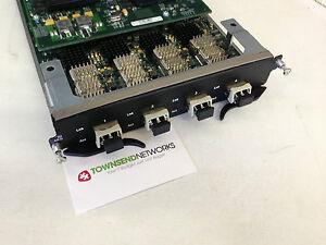 Foundry/Brocade RX-BI4XG - (4) 10G-XFP-SR - Townsend Networks