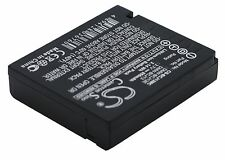 Premium Battery for Panasonic Lumix DMC-LX5W, Lumix DMC-LX5GK, DMW-BCJ13E NEW