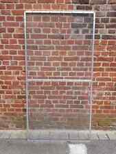 Volierenelemente zum Volierenbau - mit Mittelsteg 102 x 200 cm/Tür/Drehteller