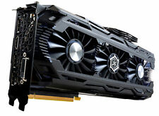 INNO3D iChiLL NVIDIA GeForce GTX 1080 Ti X3 - premium card, NOT used in mining!