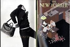 NEW YORKER MAGAZINE 11 OCT 2010, THE MONEY ISSUE, BOB WOODHOUSE, DEBT COLLECTOR,
