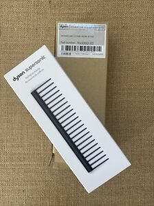 GENUINE DYSON SUPERSONIC DESIGNED WIDE TOOTH DETANGLING COMB IRON #965003-02