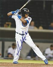 ADDISON RUSSELL Signed 8x10 Photo 2016 CHICAGO CUBS World Series Champions AUTO